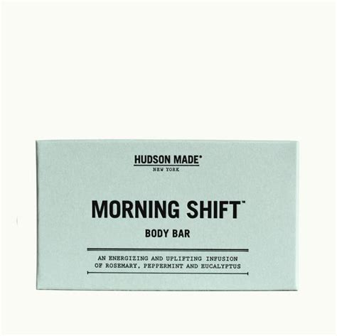 Morning Shift by Hudson Made New York