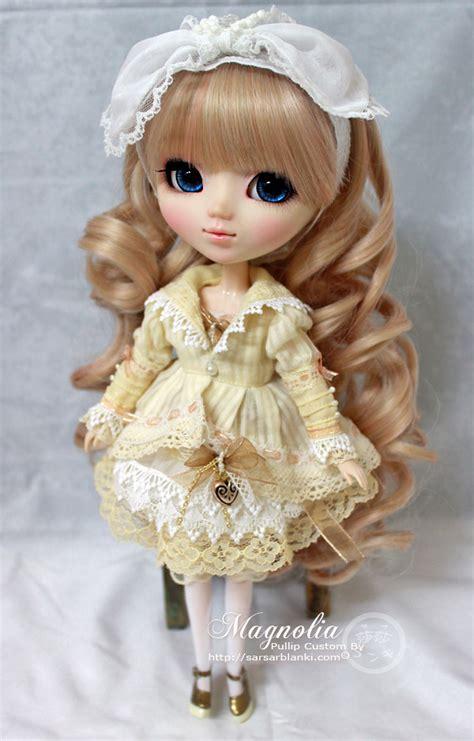 magnolia custom pullip doll