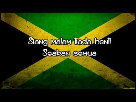 cinta  antara kita lirik cover reggae version nike