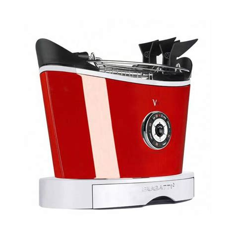 The new bugatti noun toaster promises to be a new way of looking at the iconic appliance.andreas toasters have evolved throughout generations like any good kitchen appliance or gadget should, but. Volo Toaster by Casa Bugatti on Luxxdesign.com