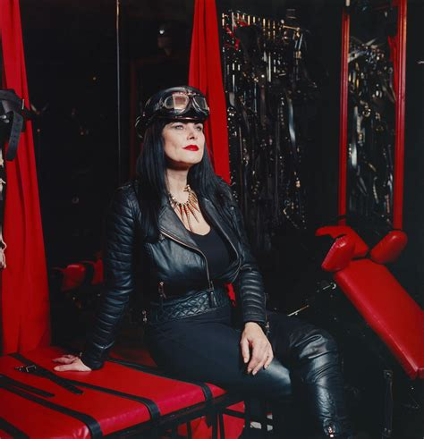My Wish Is To Serve You A Dominatrix Reveals Her