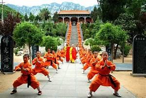 Shaolin Temple Master Yuan Shi Xing Wu Tai Chi Qigong Kung