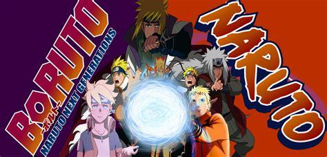 Naruto Shippuuden, Boruto Naruto Next