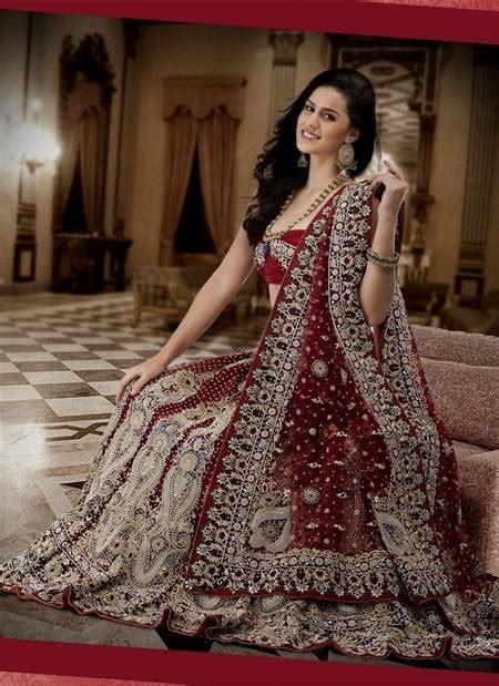 north indian wedding dress  women