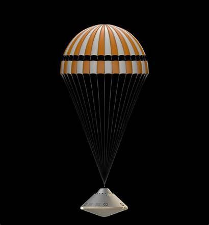 Parachute Mars Landing Entry Descent Nasa Insight