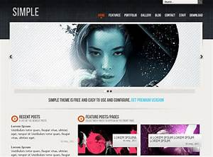 a new collection of free html5 and css3 templates With simple html5 templates free download