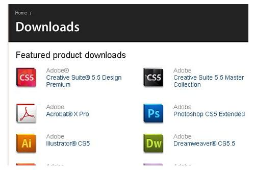 adobe master collection cs5 windows download