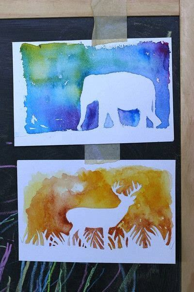 gallery watercolor projects  adults drawings art