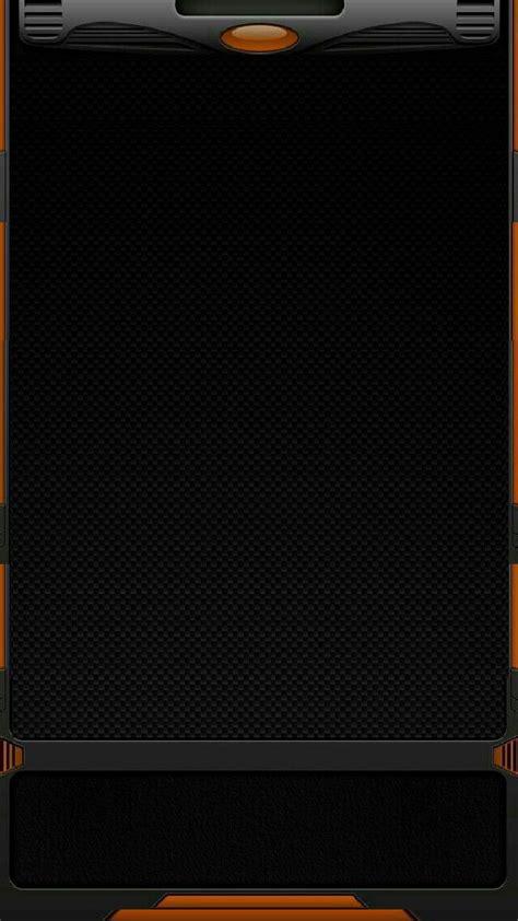 Black Orange Wallpaper For Iphone by Jmc Orange Si Fi Phone Wallpapers In 2019 Cellphone