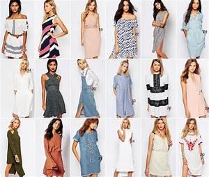 Robe De Printemps : 30 robes tendances du printemps t 2016 ~ Preciouscoupons.com Idées de Décoration
