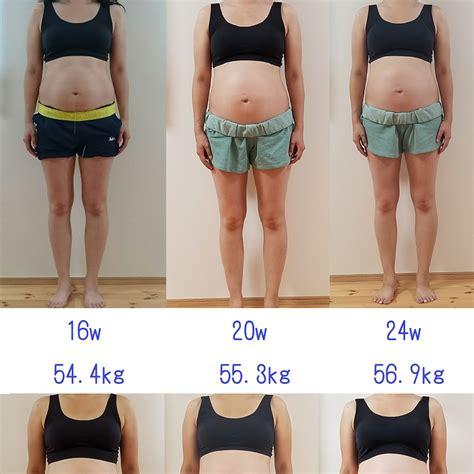 妊娠 4 ヶ月 お腹