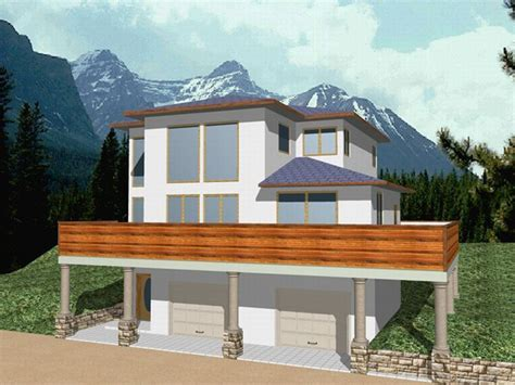 house plans for sloped lots house plans for sloping lots smalltowndjs com