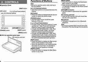 Clarion Qy7375 Car Navigation User Manual Ic