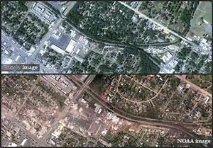 NOAA Releases Aerial Imagery of Tuscaloosa, Ala. Tornado ...