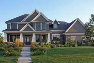 Harmonious Craftsman Style House Plans Two Story by Craftsman Style House Plans 3313 Square Foot Home 2