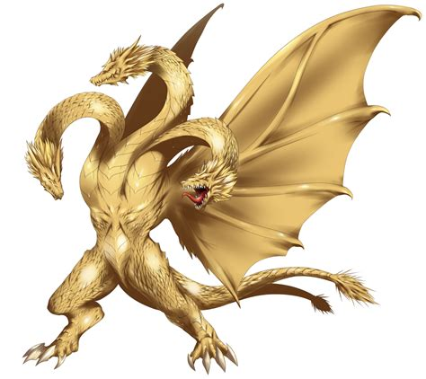King Ghidorah  Kaiju Kingdom Hearts Wiki
