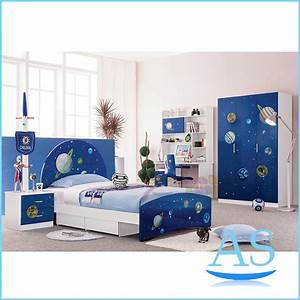 China hot sale kids bedroom furniture children bedroom set for Kids bedroom sets for boys