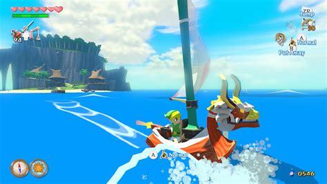 The Legend Of Zelda The Wind Waker Hd Wii U Screenshots