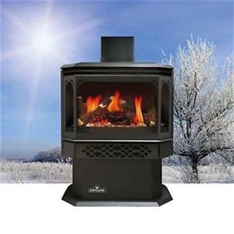 free standing gas fireplaces free standing gas fireplace ebay