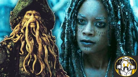 Calypso's History Explained  Pirates Of The Caribbean