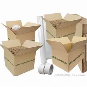 Carton De Déménagement Pas Cher : kit d m nagement cuisine qualit prix carton pas ~ Melissatoandfro.com Idées de Décoration