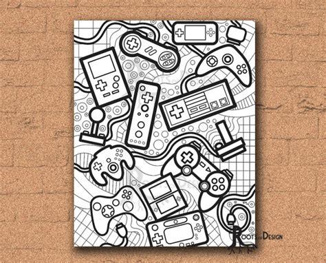 gaming coloring  gaming coloring
