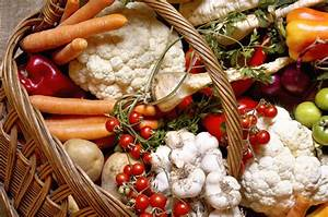 Fresh Vegetables in a Basket jigsaw puzzle in Fruits ...