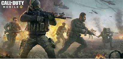 Duty Call Mobile Screen Splash Release Modes