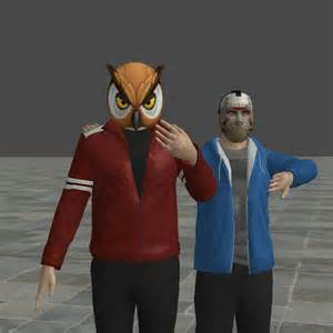 VanossGaming and H20 Delirious