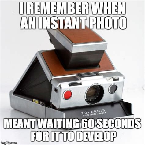 Instant Meme Maker - instant photo imgflip