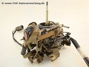 Carburetor Dfc30647 1601019b10 Nissan Micra  K10  1 2l
