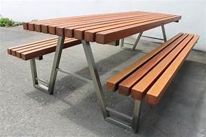 Tisch Metall Holz : gartentisch holz und metall excellent large size of holz ~ Whattoseeinmadrid.com Haus und Dekorationen