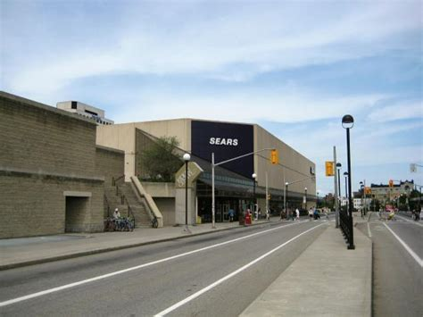 rideau centre city of ottawa ontario