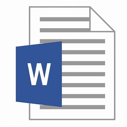 Word Icon Microsoft Use Vectorified Personal