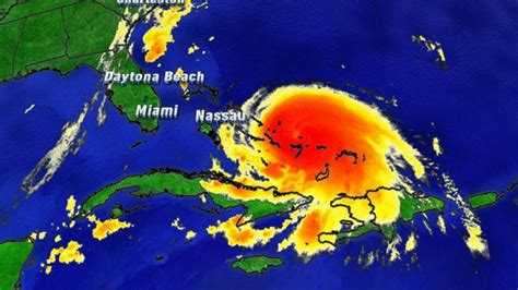 Hurricane Joaquin At Category 4 What To Expect  Abc News