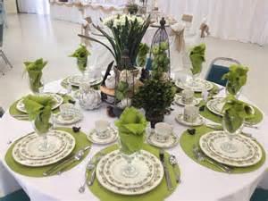 Ladies Tea Party Table Decorations