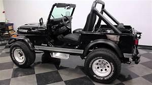 2682 Cha 1986 Jeep Cj 7 Laredo