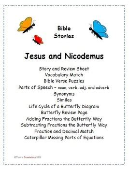 story of nicodemus for preschoolers jesus and nicodemus bible stories religious learning 899