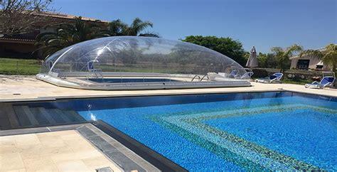 un abri gonflable et original pour votre piscine equipement entretien piscinespa
