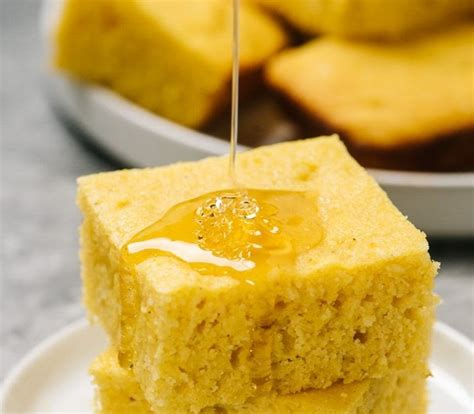 It's perfectly sweet, moist and tender and makes a perfect side. Corn Grits Cornbread Vegan - Creamy Cornbread Recipe Can ...