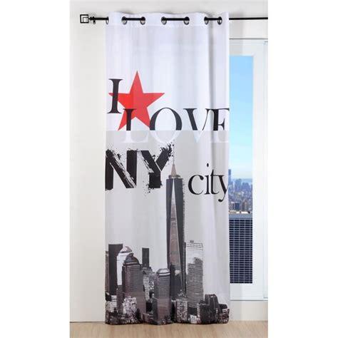 rideau york chambre voilage fenetre york