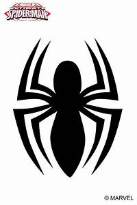 Spider-Man Symbol MARVEL Ultimate Spider-Man #galacticink ...