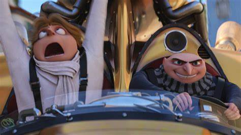 This Fun Seems Something Life Familiar 'Despicable Me 3' Is So Horny It'S Almost Unendurable
