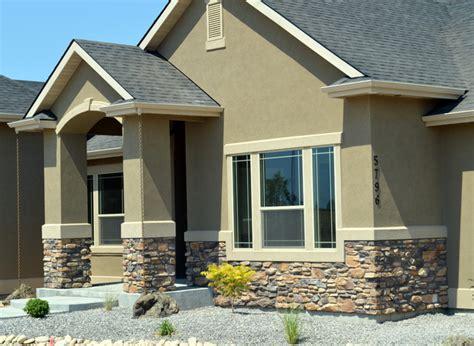 Exterior  Siding, Stucco & Stone