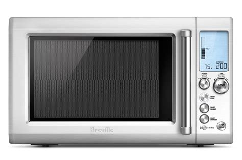 breville quick touch microwave oven cutlery