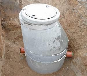 Entwässerung Grundstück Regenwasser : kanal revisionsschacht kosten eckventil waschmaschine ~ Buech-reservation.com Haus und Dekorationen
