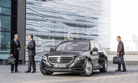 mercedes maybach  priced