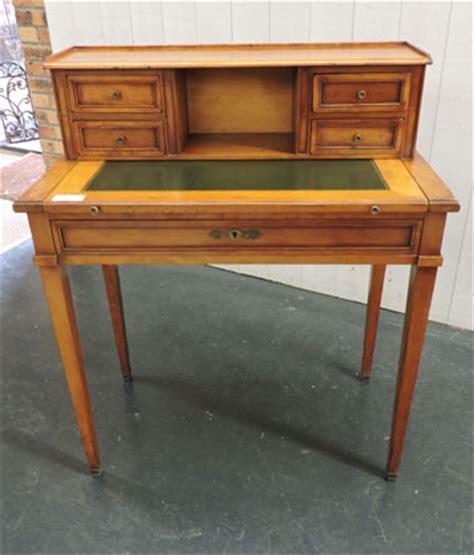 bureau merisier occasion nos meubles antiquités brocante vendus