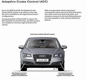 Adaptive Cruise Control : adaptive cruise control problem audiworld forums ~ Medecine-chirurgie-esthetiques.com Avis de Voitures