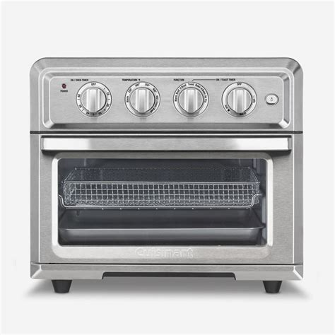 oven convection cuisinart airfryer toa master 60c